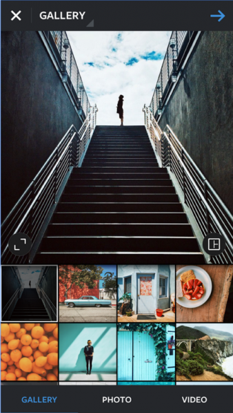 Instagram для Android Интернет  - 2-4