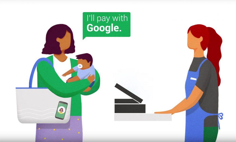 Бесконтактный платежный сервис «Hands Free» от Google Мир Android  - Beskontaktnyj-platezhnyj-servis-hands-free-ot-google-2