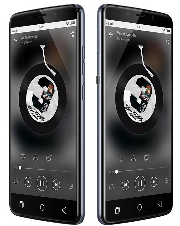 Смартфон Ulefone Vienna: смартфон для меломанов на Android 6.0 Другие устройства  - PR_16031701