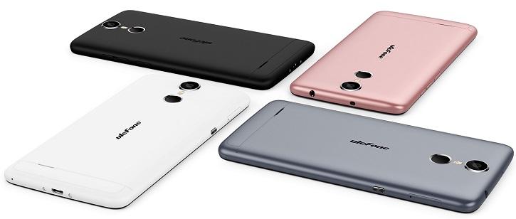 Смартфон Ulefone Vienna: смартфон для меломанов на Android 6.0 Другие устройства  - PR_16031703