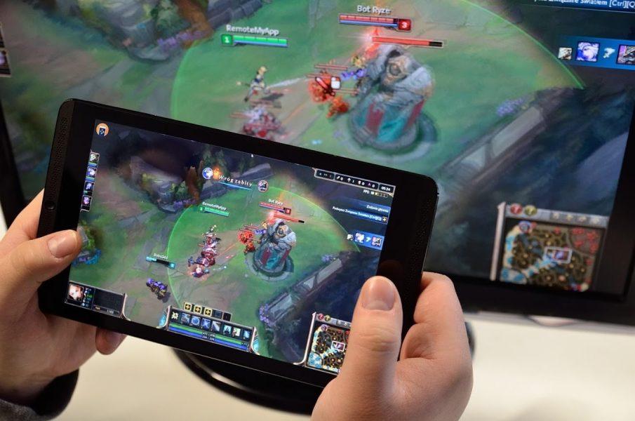 Стриминг игр на Android нажатием всего одной кнопки Мир Android  - fbdd60dc