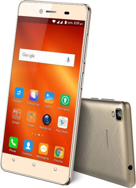 Panasonic T50 - новый смартфон с фирменным интерфейсом Другие устройства  - panasonic-t50-novyj-smartfon-s-firmennym-interfejsom-2