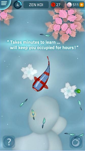 Zen Koi для Android Казуальные  - 1-27