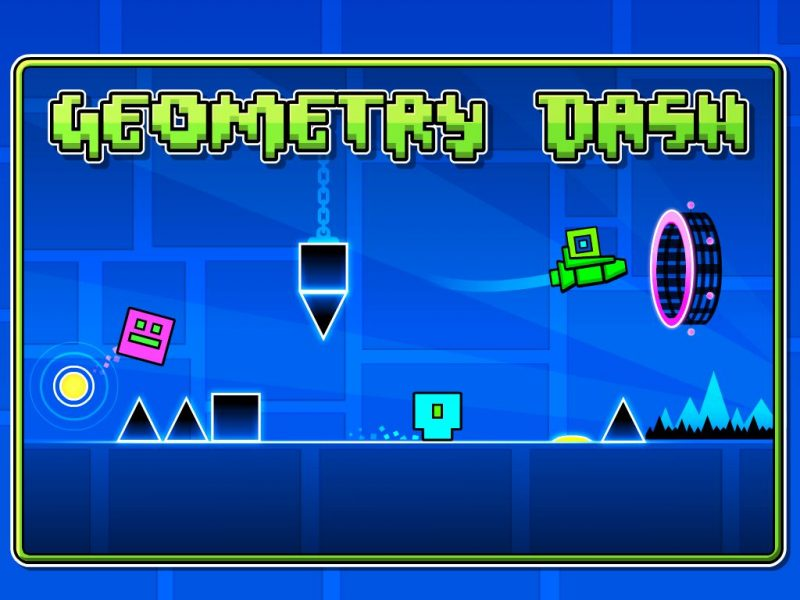 Geometry Dash для Android Аркады - 1417989436_2