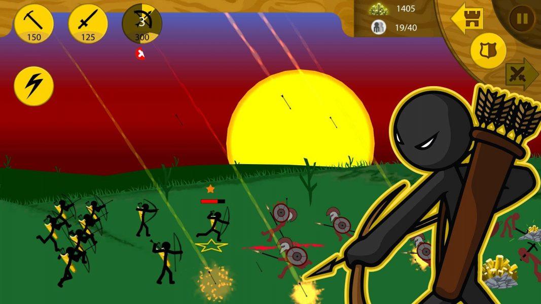 Stick War: Legacy для Android Стратегии  - 1457971833_3