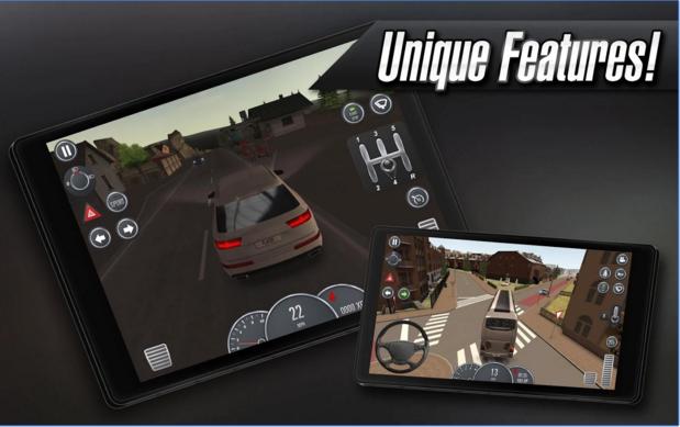 Driving School 2016 для Android Симуляторы - 2-10
