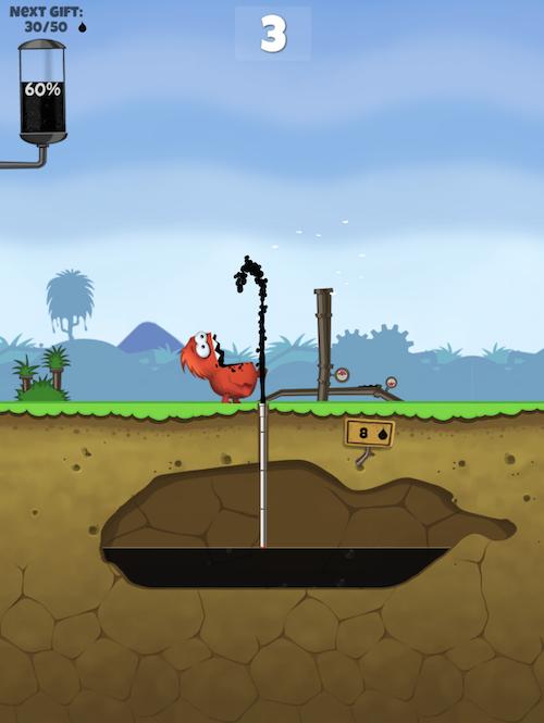 Oil Hunt  для Android Аркады  - 2-23