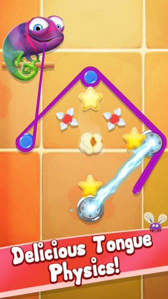 Pull My Tongue для Android Логические игры - Pull-My-Tongue3-1