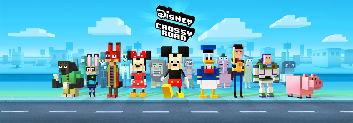 Disney Crossy Road для Android Аркады - dcr-disneycatalog_final_a0cf7f1c