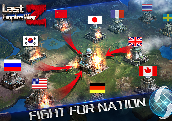 Last Empire-War Z для Android Стратегии  - last-empire-war-z-1.0.45-6