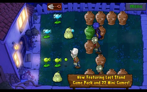 Plants vs. Zombies для Android Стратегии  - plants-vs.-zombies-free-1.1.49-8