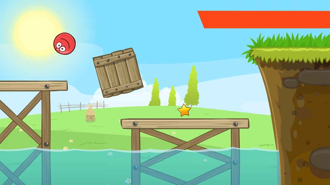 Red Ball 4 для Android Аркады  - 1-7