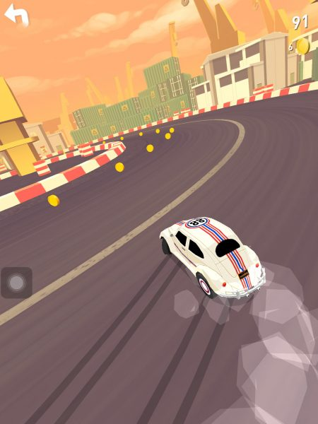 Thumb Drift — Furious Racing для Android Гонки  - 1