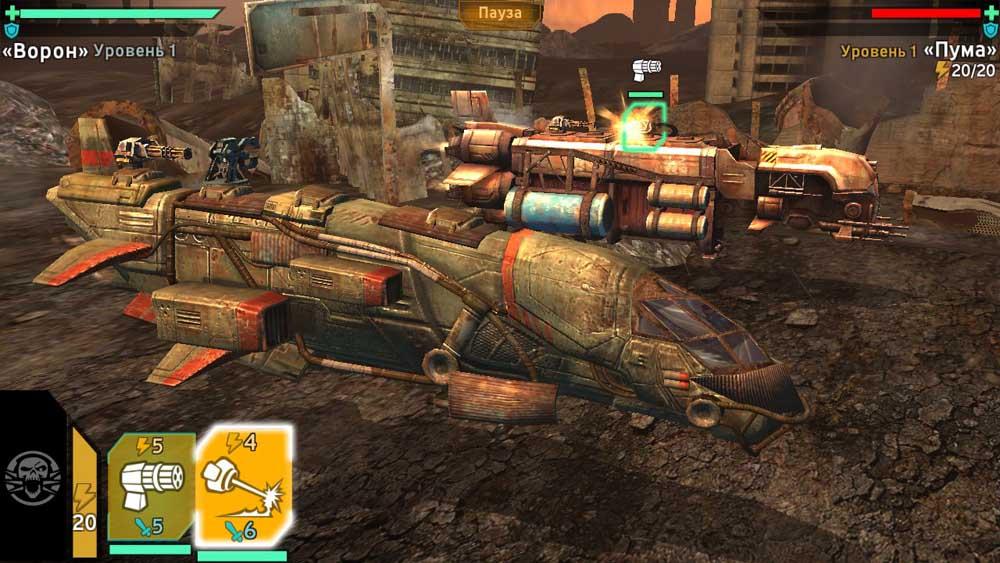 Sandstorm: Pirate Wars для Android Экшны, шутеры  - 1455410529_sandstorm-pirate-wars-3