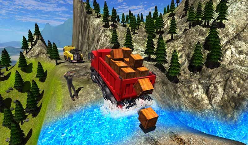 Truck Driver Cargo для Android Симуляторы  - 1456146455_3