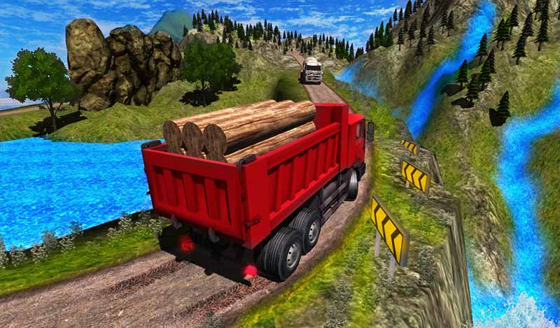 Truck Driver Cargo для Android Симуляторы  - 1456146472_2