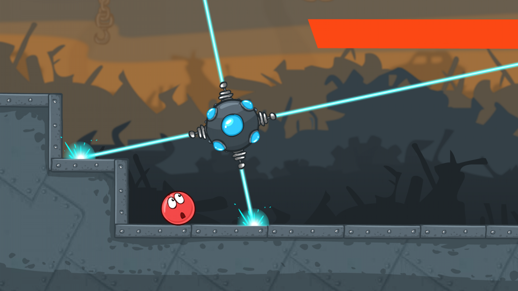 Red Ball 4 для Android Аркады  - 3-1