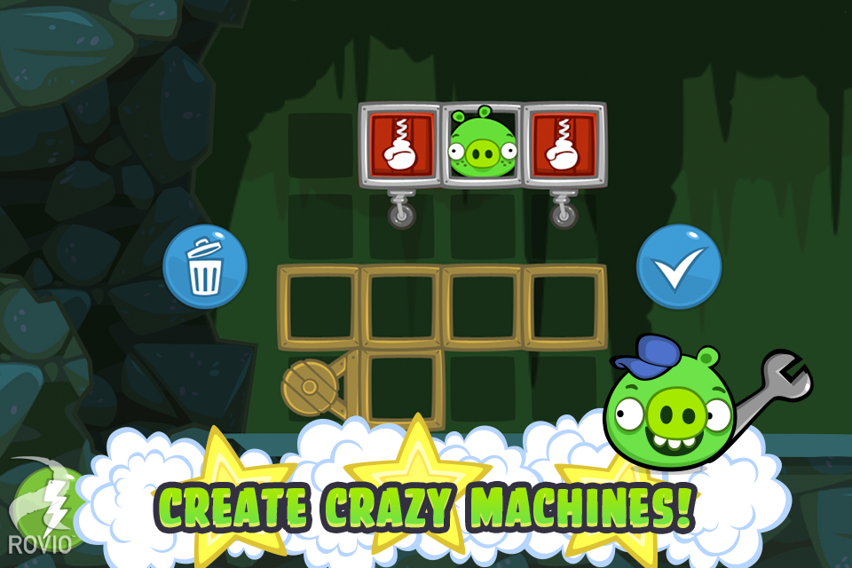 Bad Piggies для Android Аркады - bad-piggies-1.9.1-6