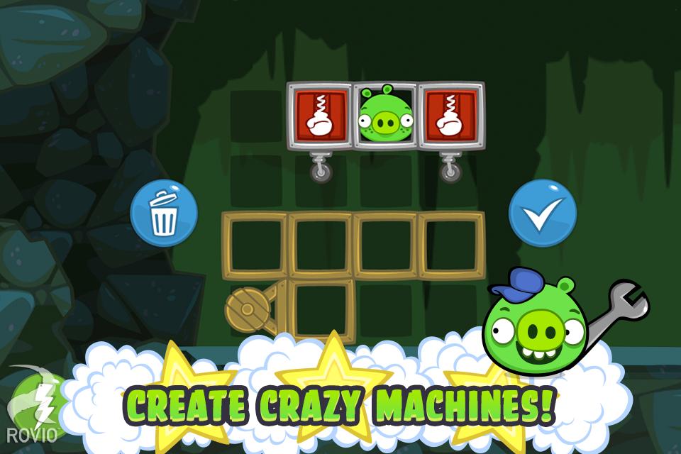 Bad Piggies для Android Аркады  - bad-piggies-1.9.1-6