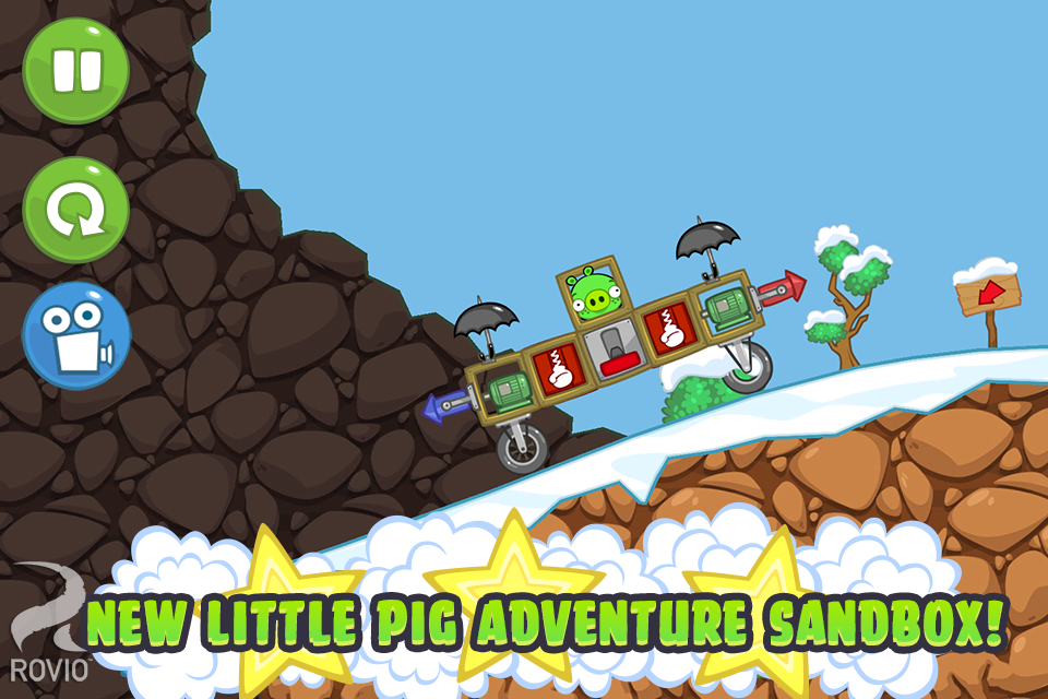 Bad Piggies для Android Аркады - bad-piggies-1.9.1-7