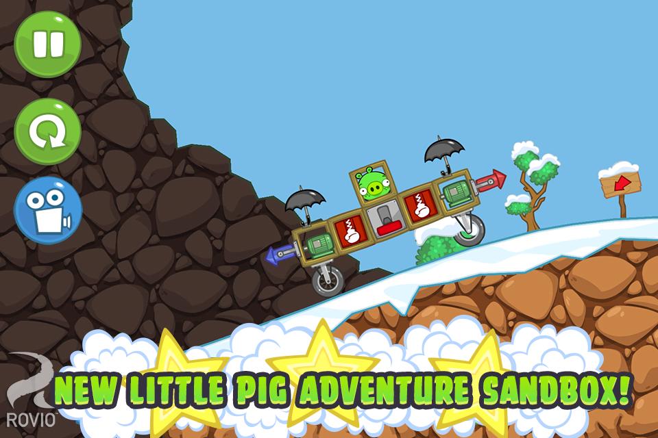 Bad Piggies для Android Аркады  - bad-piggies-1.9.1-7