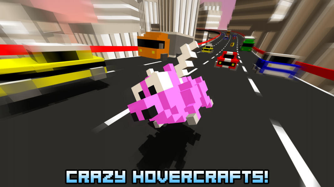Hovercraft для Android Гонки  - hovercraft-1.6.8-3