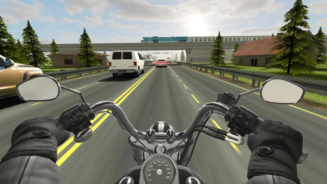 Highway Traffic Rider для Android Гонки  - traffic-rider-1.1.2-1