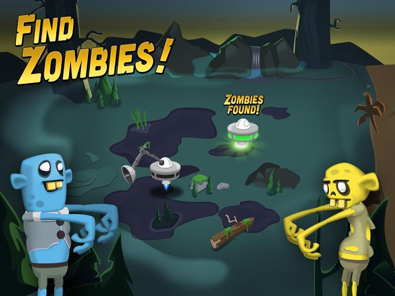 Zombie Catchers для Android Аркады - zombie-catchers-1.0.7-2
