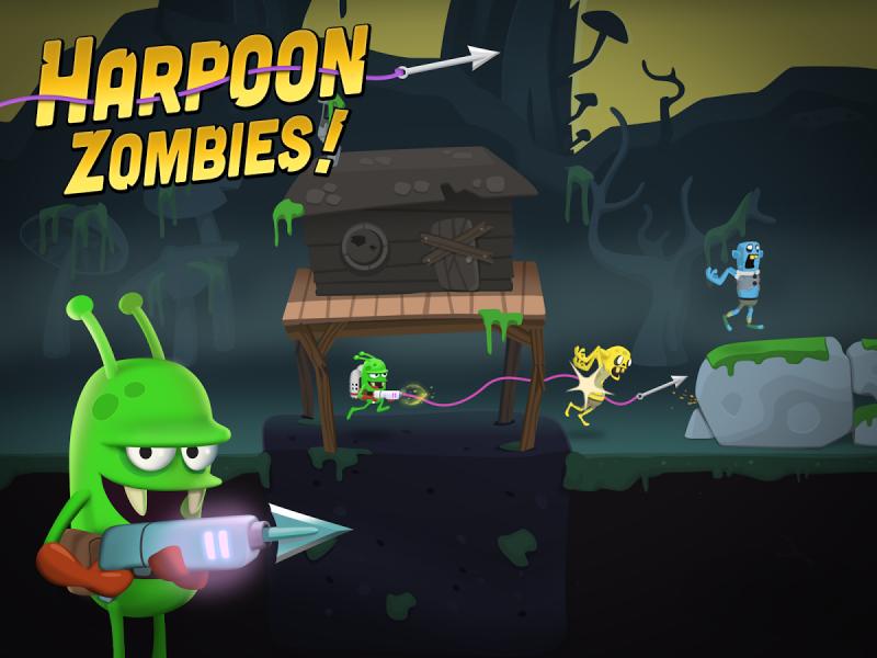 Zombie Catchers для Android Аркады - zombie-catchers-1.0.7-3