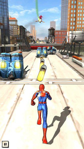 Совершенный Человек-Паук для Android Экшны, шутеры  - 1410444627_sovershennyy-chelovek-pauk-1