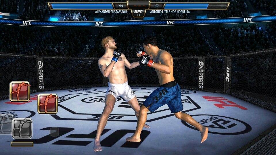 EA Sports UFC для Android Спортивные  - 1425829463_ea_sports_ufc-8
