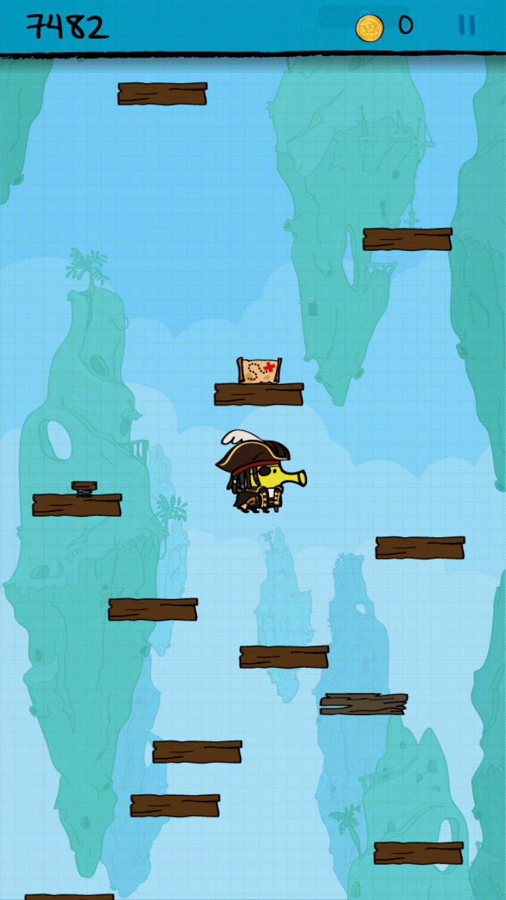 Doodle Jump для Android Аркады - 1438031088_screenshot_2015-07-27-23-00-48
