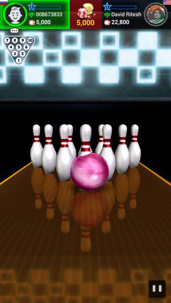 Bowling King для Android Спортивные - 1444904602_screenshot_2015-10-15-12-51-02