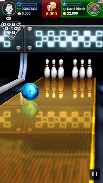 Bowling King для Android Спортивные - 1444904647_screenshot_2015-10-15-12-50-21