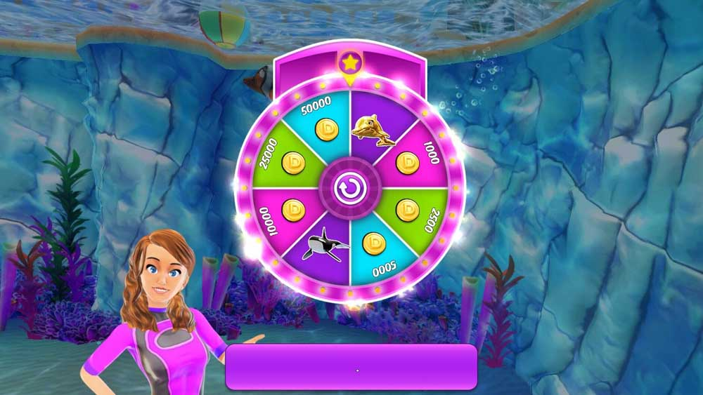 My Dolphin Show для Android Казуальные  - 1453931521_my-dolphin-show-6