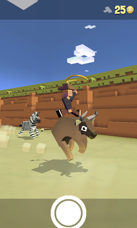 Rodeo Stampede: Sky Zoo Safari для Android Казуальные  - 1466813055_rodeo-stampede-sky-zoo-safari-zhest