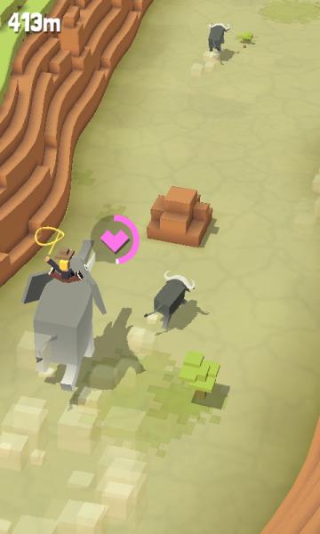 Rodeo Stampede: Sky Zoo Safari для Android Казуальные - 1466813102_rodeo-stampede-sky-zoo-safari-igra