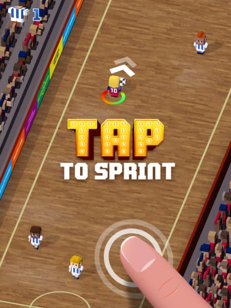 Blocky Soccer для Android Спортивные - 3-1