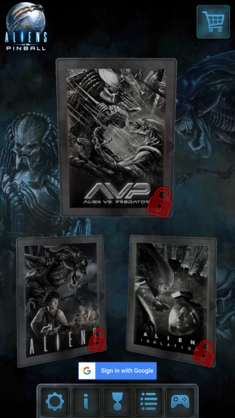 Aliens vs. Pinball для Android Аркады  - 1464819016_screenshot_2016-06-01-23-47-23