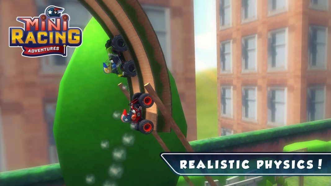 Mini Racing Adventures для Android Гонки  - mini-racing-adventures-1.8-4