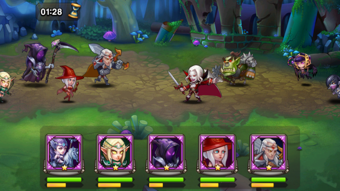 Soul Hunters для Android Игры  - www.androeed.ru-9c3bc7b48ae12b0372782985ddf7e01a.