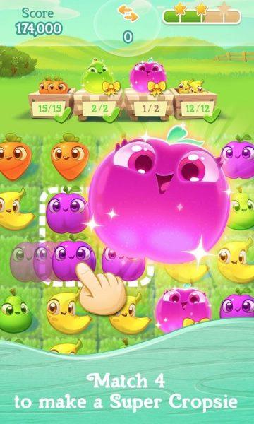 Farm Heroes Super Saga для Android Казуальные  - 1459613935-farm-heroes-super-saga-1_bestjava.ru_