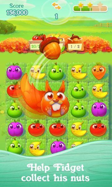 Farm Heroes Super Saga для Android Казуальные  - 1459613935-farm-heroes-super-saga-2_bestjava.ru_