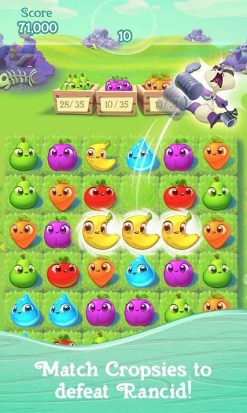 Farm Heroes Super Saga для Android Казуальные  - 1459613935-farm-heroes-super-saga-3_bestjava.ru_