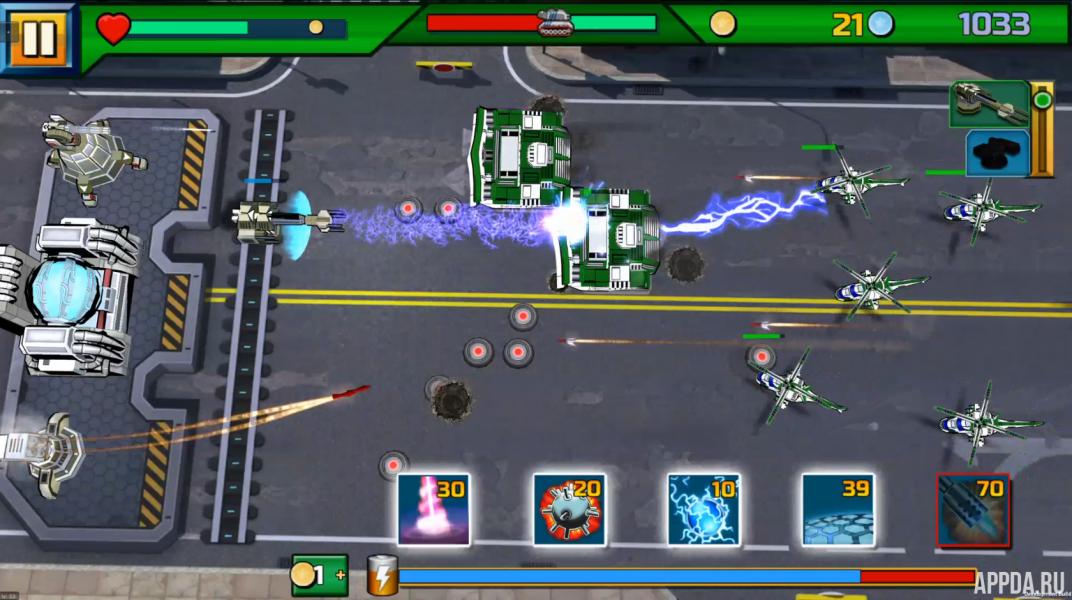 Tank ON 2 - Jeep Hunter для Android Стратегии  - 1462203637_tank-on-2-jeep-hunter-na-android