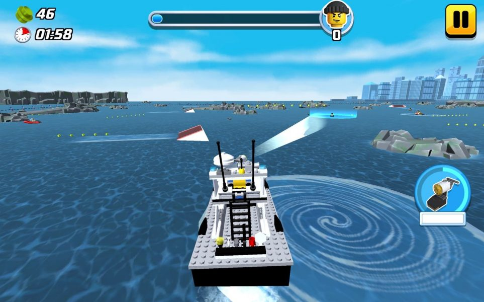 LEGO City: My city 2 для Android Аркады  - 2-1