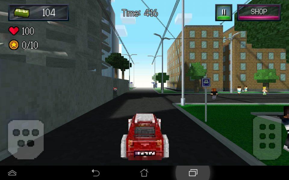 Block City Wars для Android Симуляторы  - block-city-wars-5.0-1