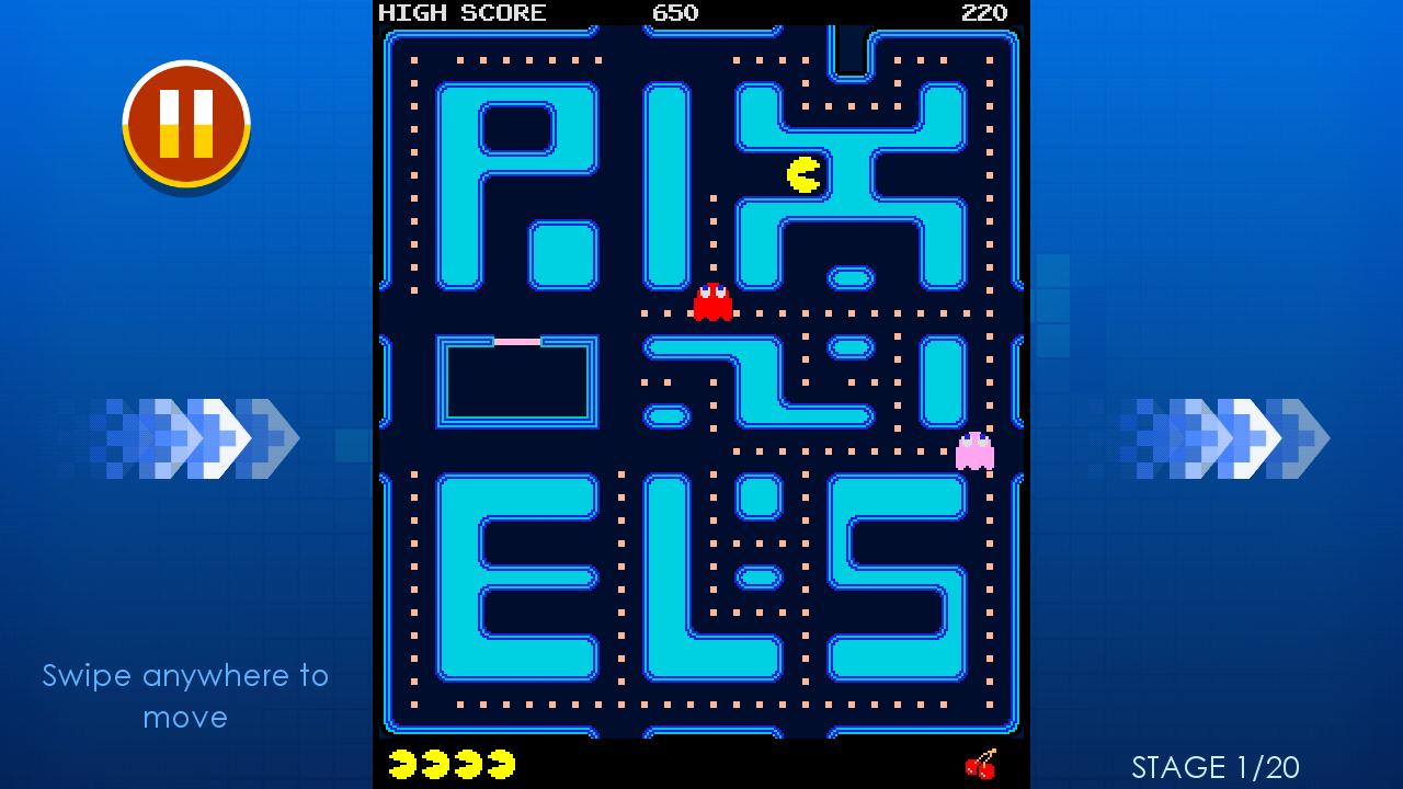 Pac-Man для Android Аркады - pac-man-2.2.0-3
