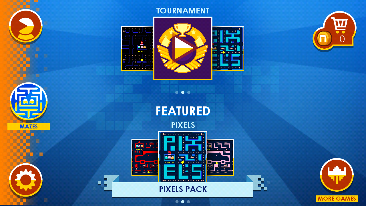 Pac-Man для Android Аркады - pac-man-2.2.0-4