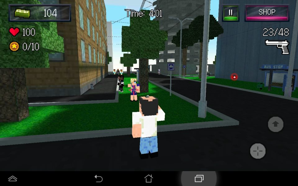 Block City Wars для Android Симуляторы  - block-city-wars-5.0-2